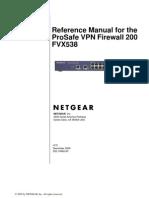 Netgear FVX538 FullManual
