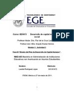 FASE III Para integración