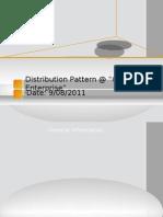 Distribution Pattern