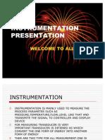 Instrumentation Presentation