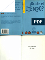 Existe El Tiempo-Etienne Klein