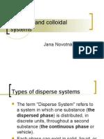 Dispersion(3)