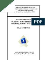 Cover Sampul Proposal
