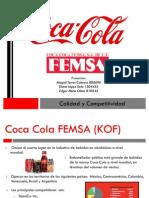 Evaluacin Coca Cola Femsa