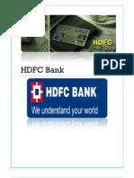 Hdfc Report
