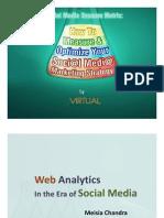 Web Analytics Di Era Social Media - Meisia Chandra