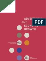 WFA-UDA Advertising&Economic Growth