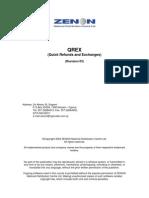 Qrex Manual
