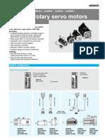 I47E en 01+SigmaServoMotors+Datasheet