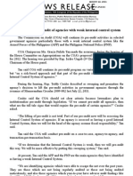 August 22.2011_c_COA to Pursue Pre-Audit of Agencies With Weak Internal Control System