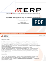 Openerp 100 Pythonic Way Business Management