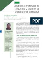 5 Condiciones Materiales de Seguridad y Salud