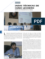5 v Jornadas tÉcnicas de Vacuno Lechero