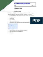 Koneksi Vb Dengan Database Access