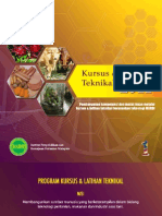 Buku Program Latihan & Teknikal MARDI 2011