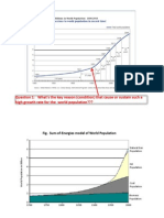 Population vs Oil Reserve