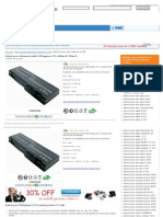 Http Www.pc Portable Batterie.fr Batterie Pour Dell Inspiron e1705