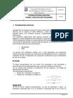 TRABAJO PRACTICO Nro 1 DIODOS - 2009
