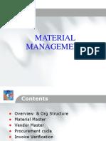 SAP MM Presentstion-Final