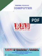 Proposal Pengadaan Komputer Instansi