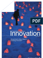 How Governments Foster Innovation 2010(Pwc)