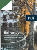 Balnearios de Aragon en Balnearios de España