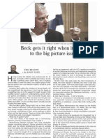 JPost Aug22-11 [Barry Rubin Says Glenn Beck Gets It Right]