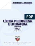 Apostila SEED Língua Portuguesa e Literatura
