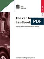 FT224 the Car Buyers Handbook