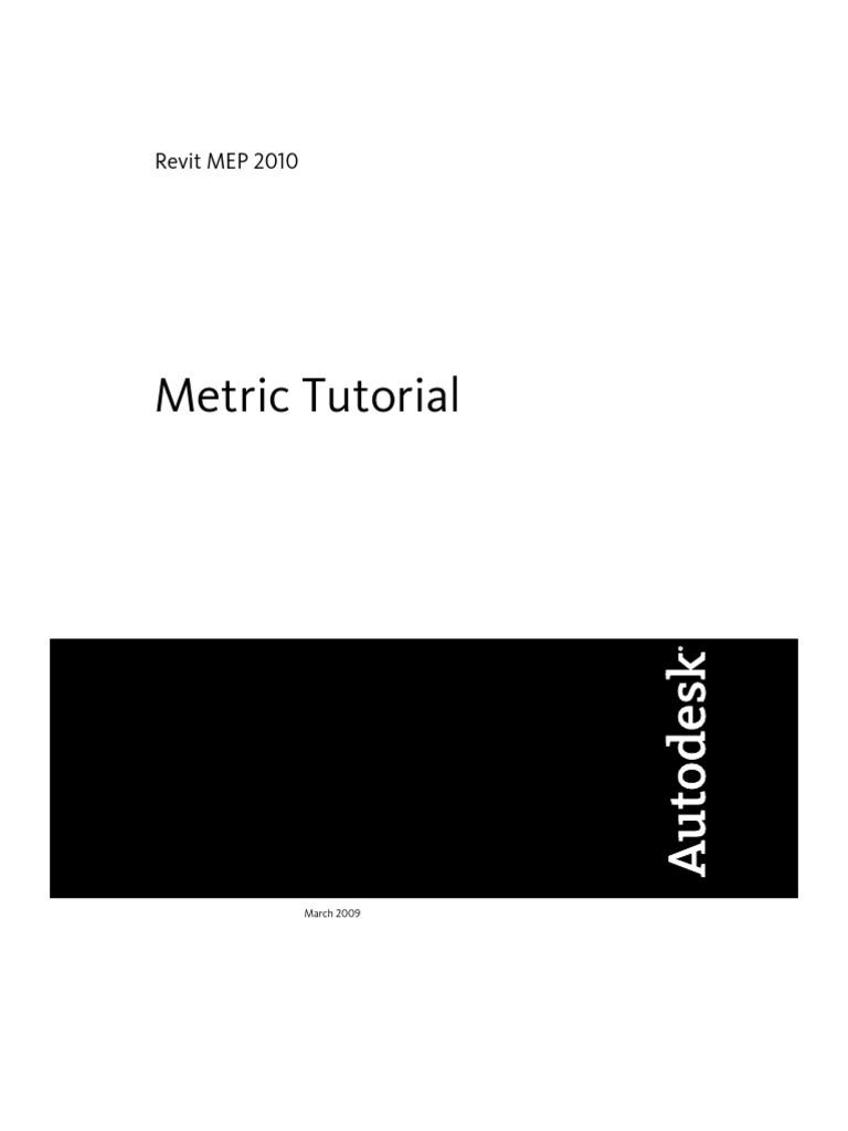 Revit Mep 2017 User Guide Autodesk Building Information Modeling