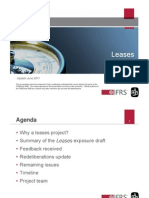 Leases Presentation - June 2011