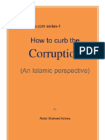 How to Curb the Curroption An Islamic Perspective(2)