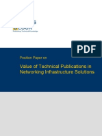 TWB Position Paper Networking Infrastructure Solutions