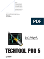 TechTool Pro 5 Manual (Low-Res)