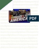 Exporting America