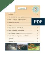 Class VI - The Earth Our Habitat