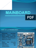 Mainboard WCR