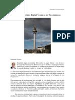 Sobre La TDT en #Torrelodones
