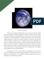 Terra, Crosta Terrestre e Placas Tectônicas