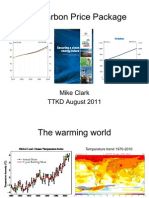 Carbon Price Package (powerpoint)