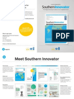 Southern Innovator Magazine Leaflet