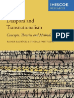 Diaspora and Transnational Ism