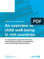 Innocenti Report Card 7 - Child Poverty in Perspective
