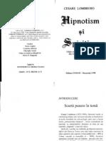 Lombroso - Hipnotism Si Spritism, 1998 [Ro]