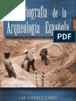 Historiografía de la Arqueología Española