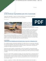 LDO 2011 Reportagem PINI