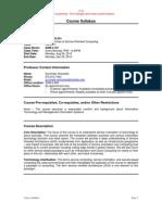 UT Dallas Syllabus for mis6362.501.11f taught by Gurvinder Ahluwalia (gsa021000)