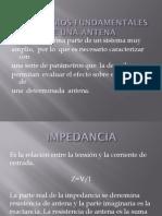 Parametros Antenas