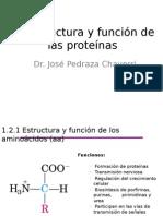 1.2 aminoácidos y estructura primaria