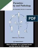 Parasites Immunity and Pathology